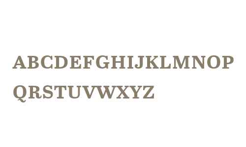 Abril W02SC Text SemiBold