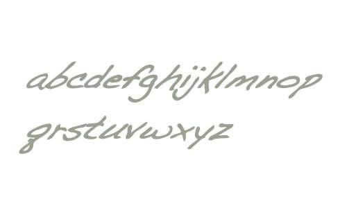 Dakota Family W00 Bold Italic