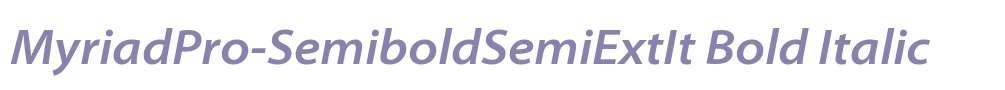 MyriadPro-SemiboldSemiExtIt