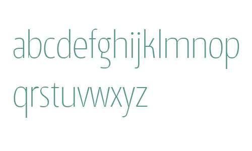 Suomi Sans W01 Thin