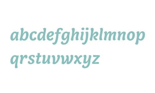 Capucine Web Basic Bold Italic