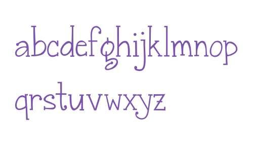 Janda Snickerddl W00 Serif