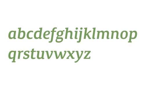 Canberra FY W03 Medium Italic