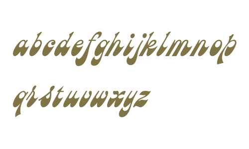 PT Astron Cyrillic