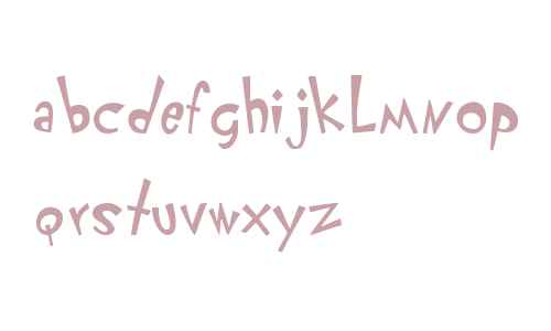 Klunder Script OT W03 Regular