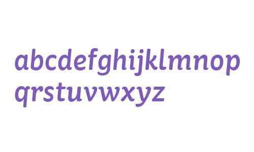 St Ryde W03 Medium Italic