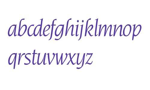 Novelty-Italic