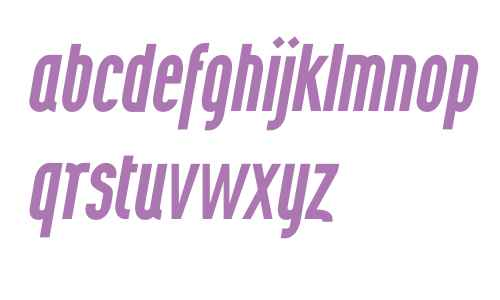 Wurz UP W00 Medium Italic