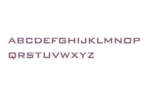 bank gothic font