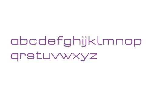 QTypeWeb-SeextLight W03 Regular