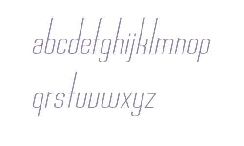 Chasline-Oblique