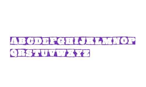 GrungeBob BF W01 Regular