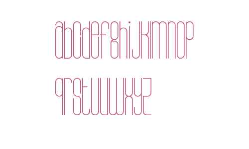 Bohema-Uppercase-Light
