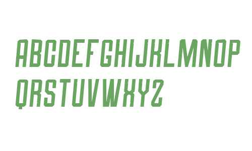 Roguedash Italic Solid