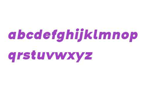 Henderson Sans W00 Basic Blk It