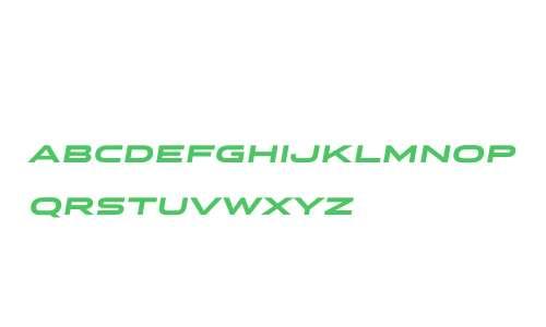 Stereo Gothic W06 850 Italic
