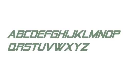Alien Encounters Solid Bold Italic V1