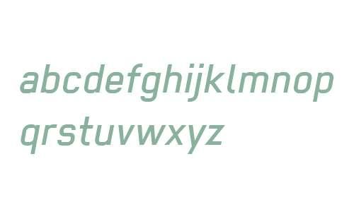Regular W00 Medium Italic