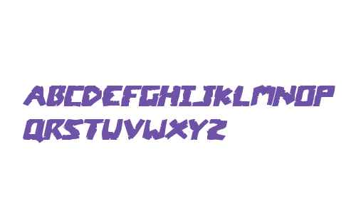 Coffin Stone Expanded Italic
