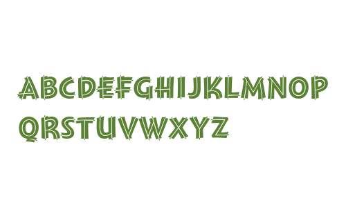 Montara Bold Initials