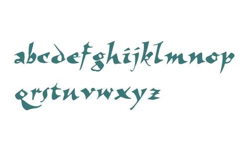 Painter Script