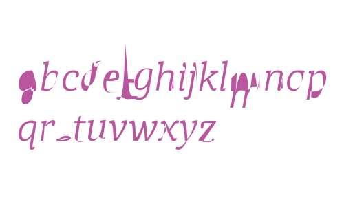 Achille II FY W03 Italic