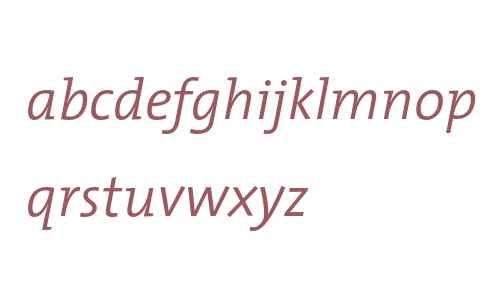 TMixSemiLight-Italic
