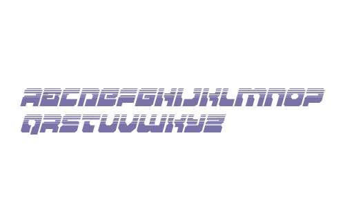 Yamagachi 2050 Halftone Italic