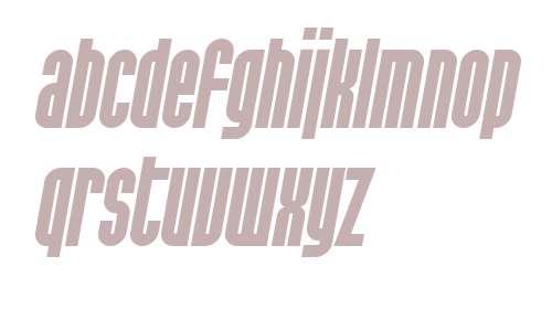 SF Port McKenzie Bold Italic V2 V1