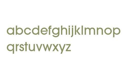Avant garde gothic font free