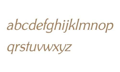 SouvenirGotURWTOTReg W03 Italic