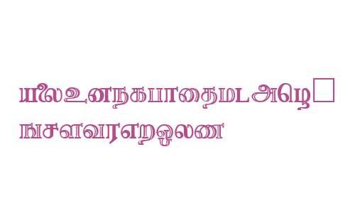 Needhimathi Regular