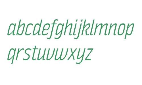 RakeslyLt-Italic