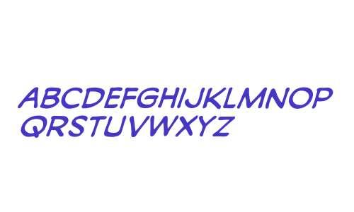 CCMonologous W00 Italic