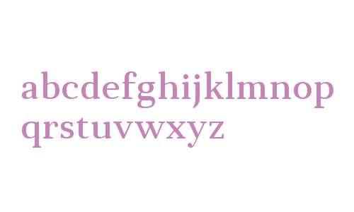 Anglecia Pro Text Medium