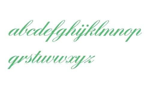 EnglishScriptEF-DemiBold