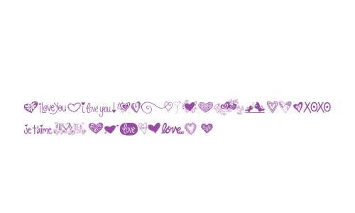 KG Heart Doodles W00 Reg
