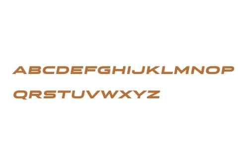 Stereo Gothic W06 950 Italic