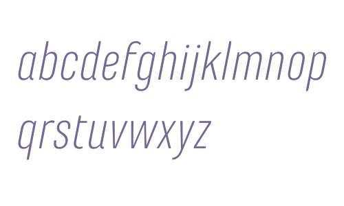Marianina FY Light Italic
