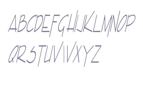Enview Light Italic