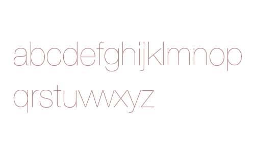HelveticaNeueLTStd-UltLt