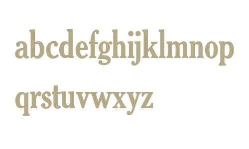Cheltenham ATF Condensed Bold