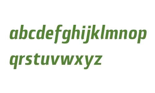 Lytiga W03 Condensed Bold It