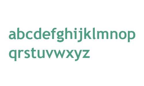 Trebuchet MS Bold