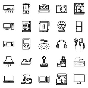 Appliances Outline