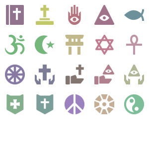 Religion Solid Style