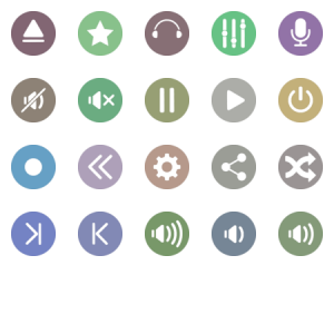 Music And Audio Controls
