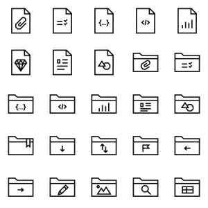 Files Folders