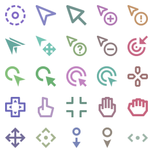 Selection Cursors