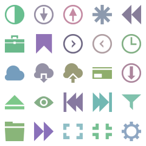 Big Icon S Collection Pack